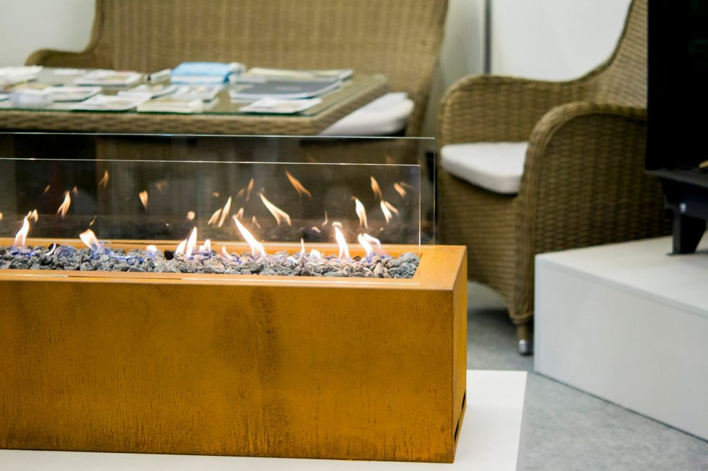 How to use an Ethanol Fireplace
